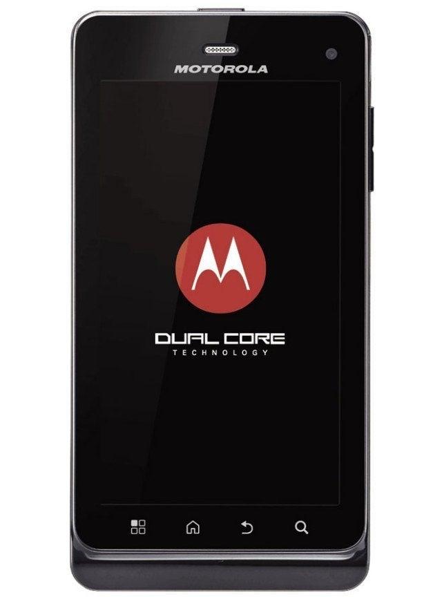 Motorola ME863 Milestone 3 Mobile Cell Phone