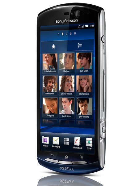 Sony Ericsson MT15a Neo Mobile Cell Phone