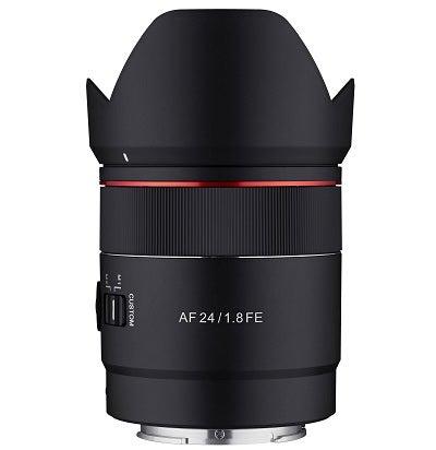 Samyang AF 24mm F1.8 FE Lens