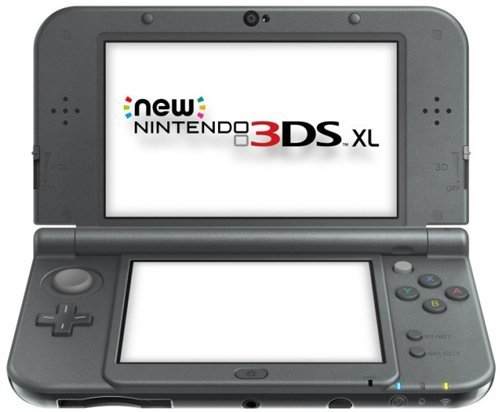 Nintendo New 3DS XL Console
