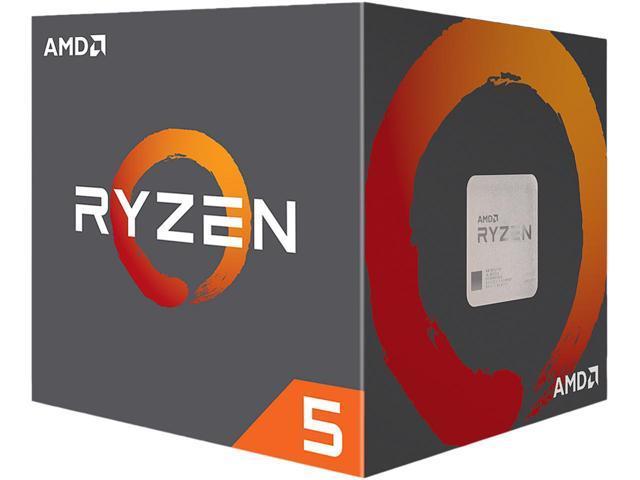 AMD Ryzen 5 2600X 3.6GHz Processor