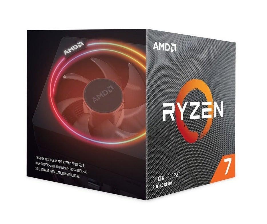 AMD Ryzen 7 3700X 3.6GHz Processor