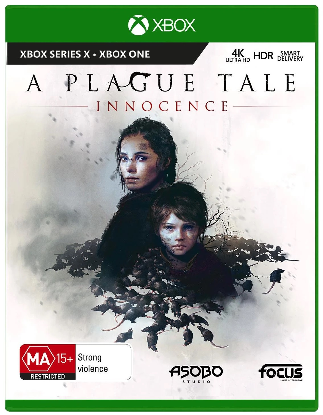 Focus Home Interactive A Plague Tale Innocence Xbox Series X Game