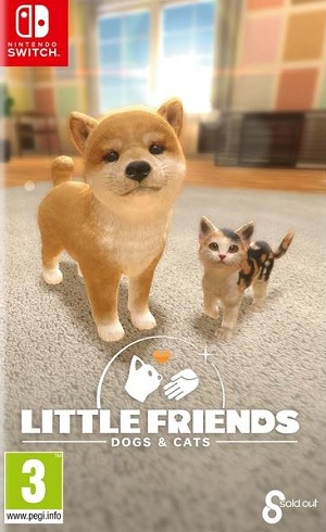 ARC System Works Little Friends Dogs And Amp Cats Nintendo Switch Game