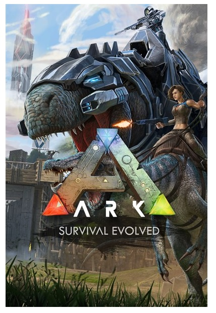 Studio Wildcard ARK Survival Evolved Xbox Series X Game