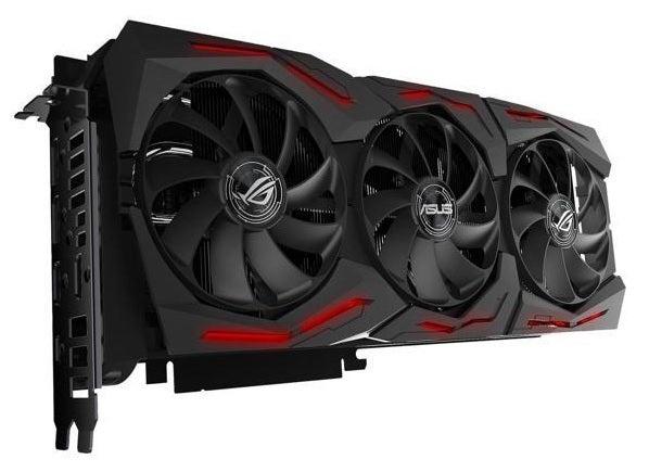 Asus ROG Strix GeForce RTX 2080 SUPER OC Edition Graphics Card