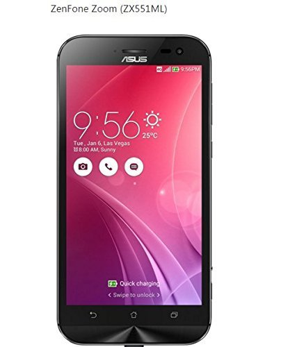 Asus ASUS ZenFone Zoom 4G 128GB Mobile Cell Phone