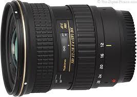 Tokina AT-X 12-28 F4 Pro DX Lens