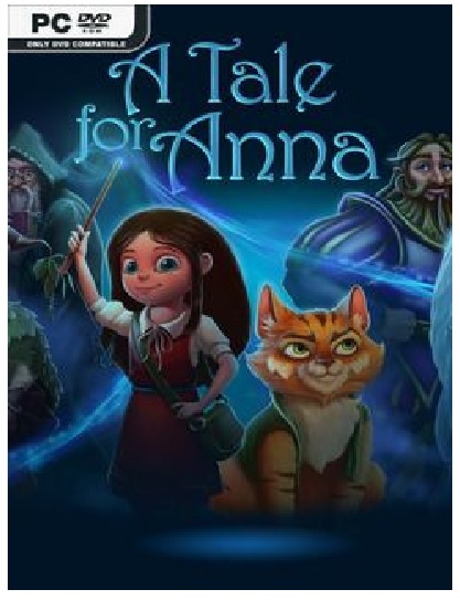 Alawar Entertainment A Tale For Anna PC Game