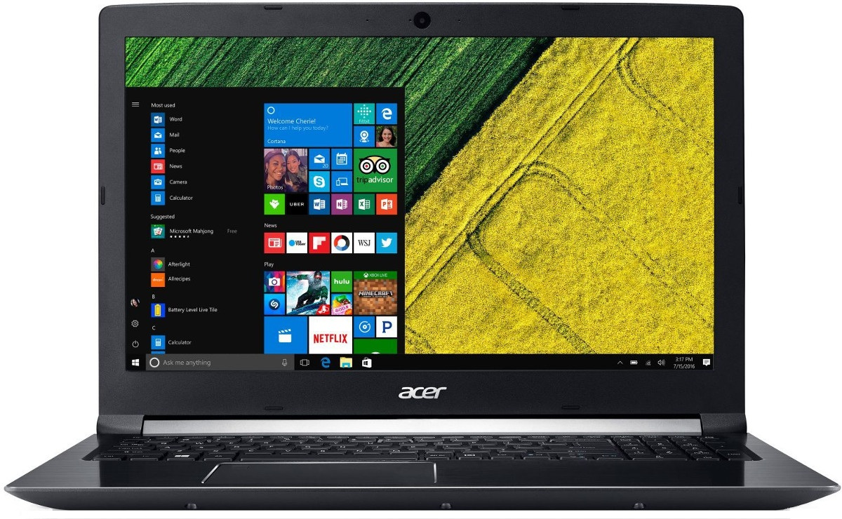Acer Aspire A717 NXGTVSA001 17.3inch Laptop