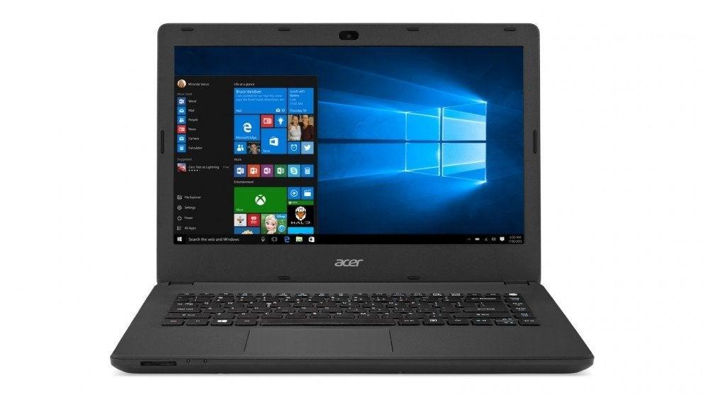 Acer Aspire ES1 420 5938 NX G1FSA 007 Laptop