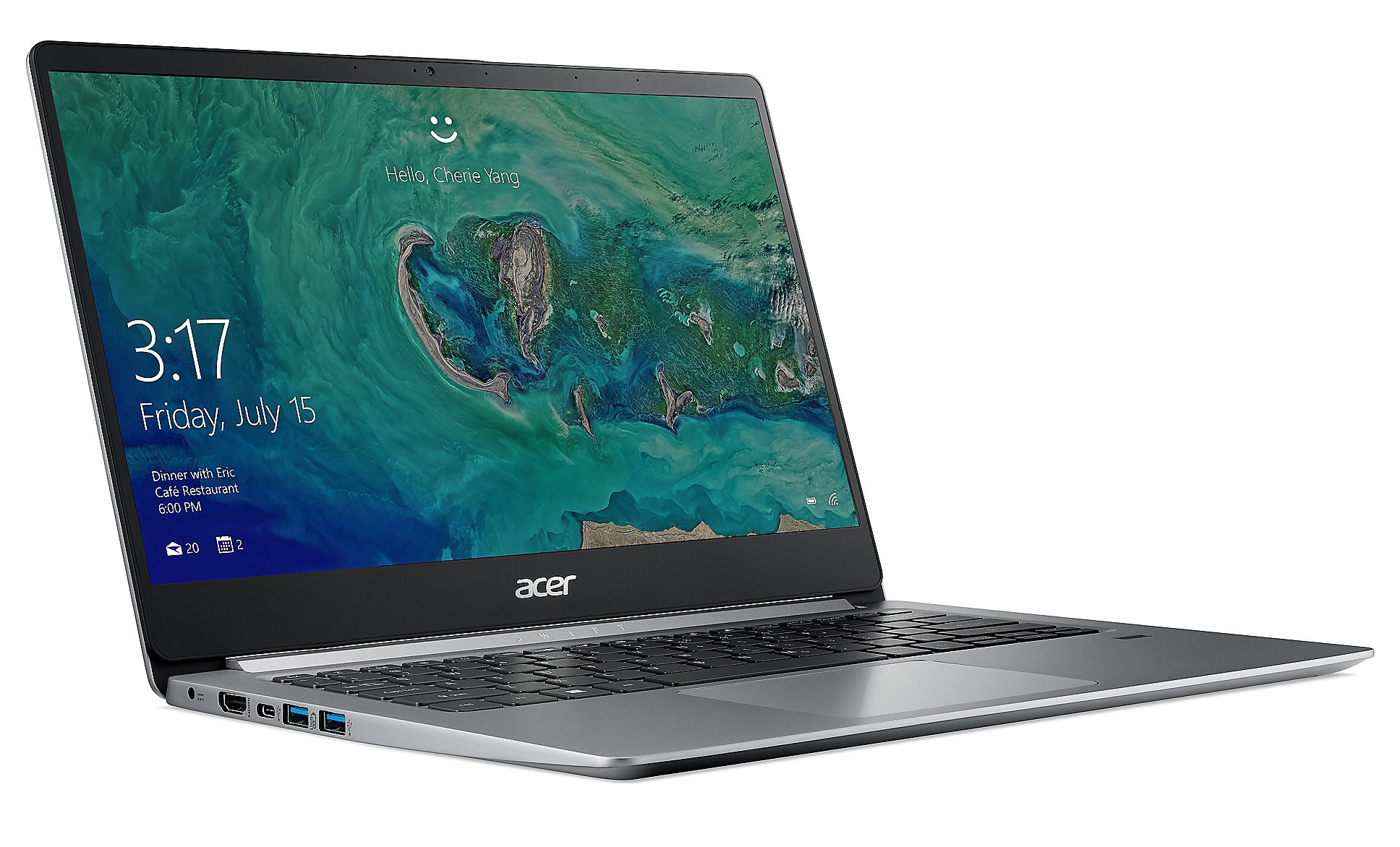 Acer Swift 1 14 inch Laptop