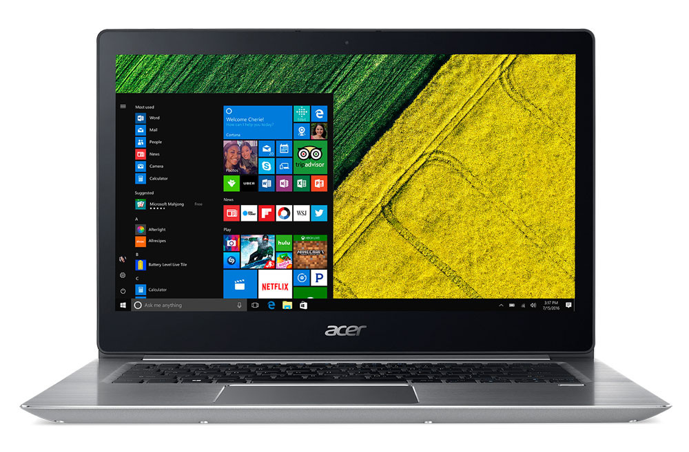 Acer Swift 3 NXGQNSA003 14inch Laptop