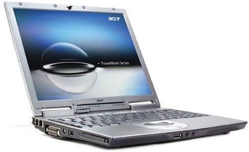Acer TravelMate 380 Laptop