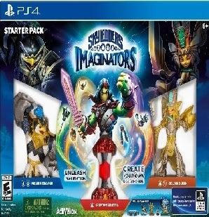 Activision Skylanders Imaginators Starter Pack PS4 Playstation 4 Game