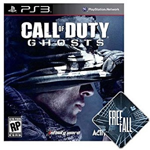 Activision Call Of Duty Ghosts And Free Fall Dynamic Map DLC PS3 Playstation 3 Game