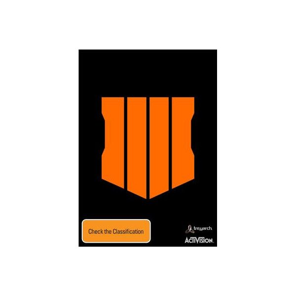 Activision Call of Duty Black Ops 4 PC Game