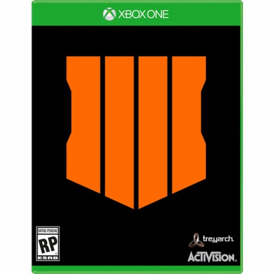 Activision Call of Duty Black Ops 4 Xbox One Game