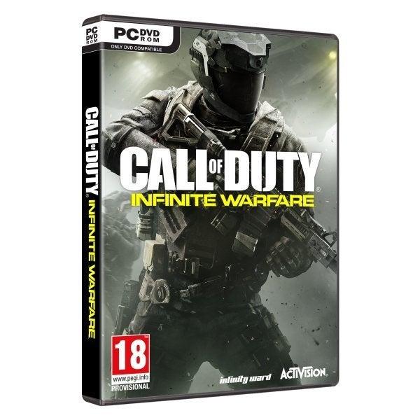 Activision Call of Duty Infinite Warfare PC Game