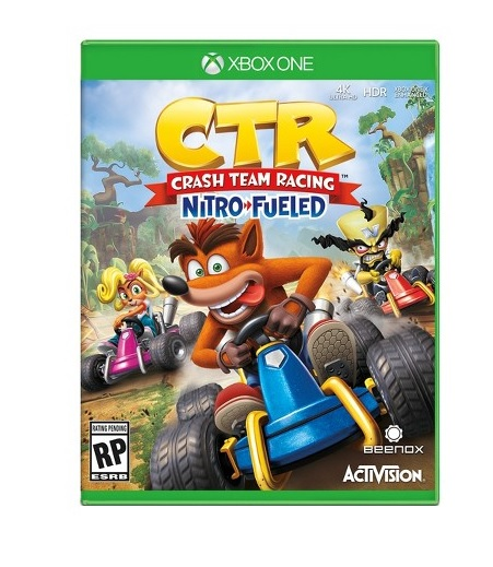 Activision Crash Team Racing Nitro Fueled Xbox One Game