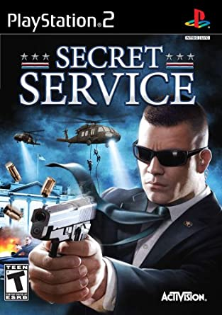 Activision Secret Service PS2 Playstation 2 Game