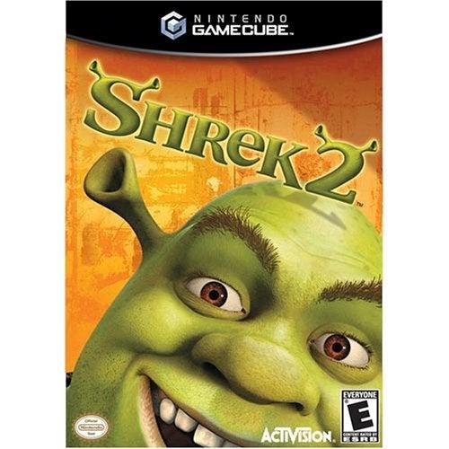 Activision Shrek 2 GameCube Game