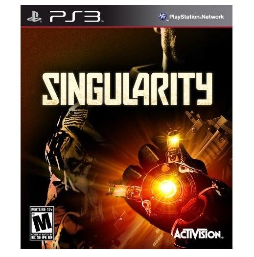 Activision Singularity Refurbished PS3 Playstation 3 Game