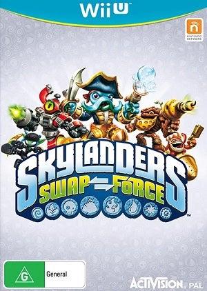 Activision Skylanders Swap Force Nintendo Wii U Game