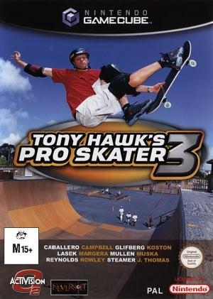 Activision Tony Hawks Pro Skater 3 GameCube Game