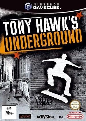 Activision Tony Hawks Underground GameCube Game
