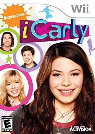 Activision iCarly Refurbished Nintendo Wii Game