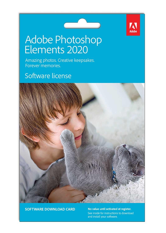 Adobe Photoshop Elements 2020 Mac Graphics Software