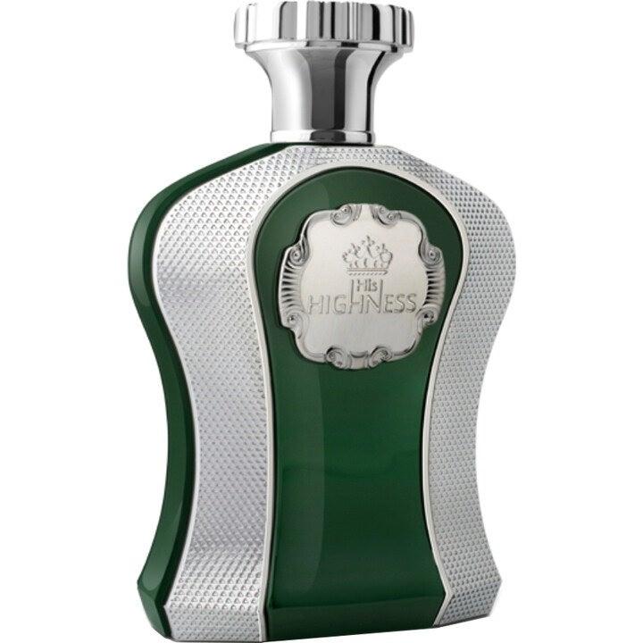 Afnan His Highness Green Men's Cologne