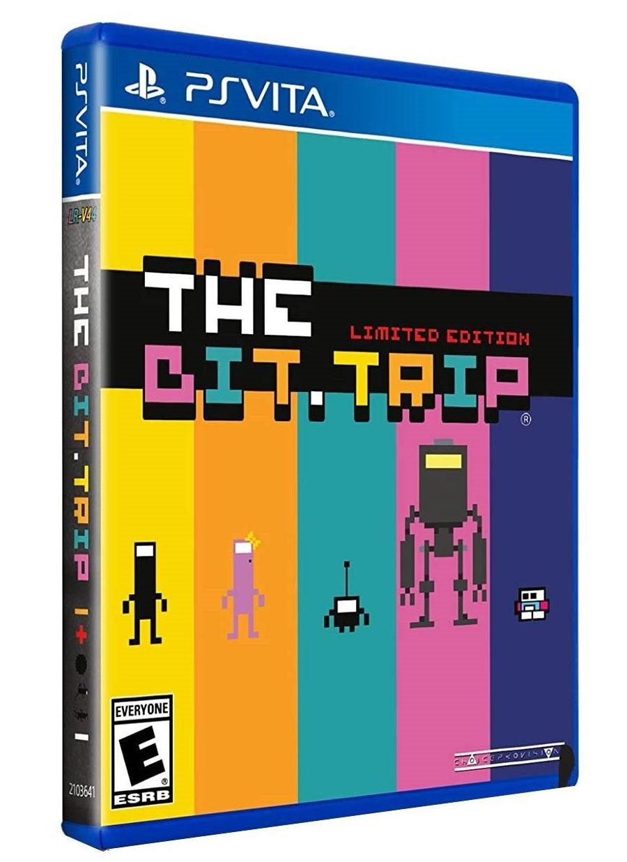 Aksys Games The Bit Trip Limited Edition PS Vita Game