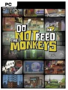 Alawar Entertainment Do Not Feed the Monkeys PC Game