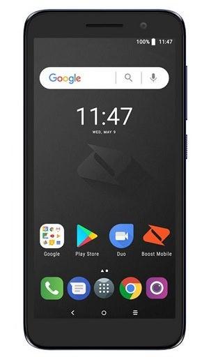 Alcatel Boost Reo Mobile Phone
