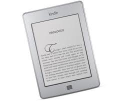 Amazon Kindle Touch eBook Reader