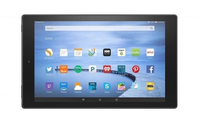 Amazon Fire HD 10 inch Tablet