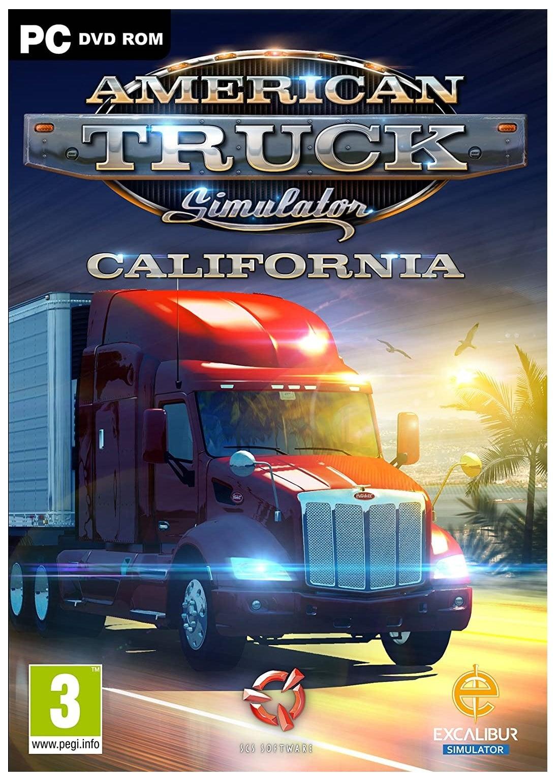 Excalibur American Truck Simulator California PC Game