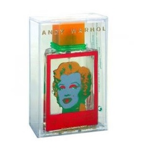 Andy Warhol Marilyn Rose Women's Perfume