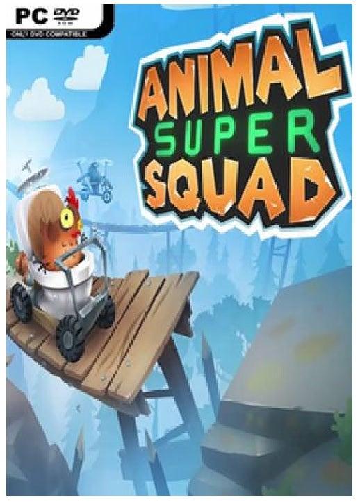 Digerati Animal Super Squad PC Game