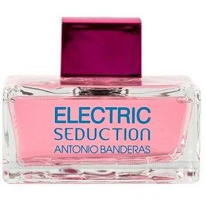Antonio Banderas Electric Seduction Blue Women's Perfume