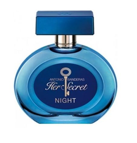 Antonio Banderas Her Secret Night Women's Perfume