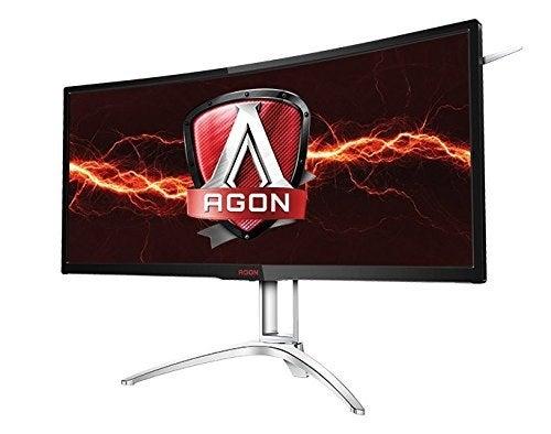 Aoc Agon AG493UCX 49inch WLED Gaming Monitor