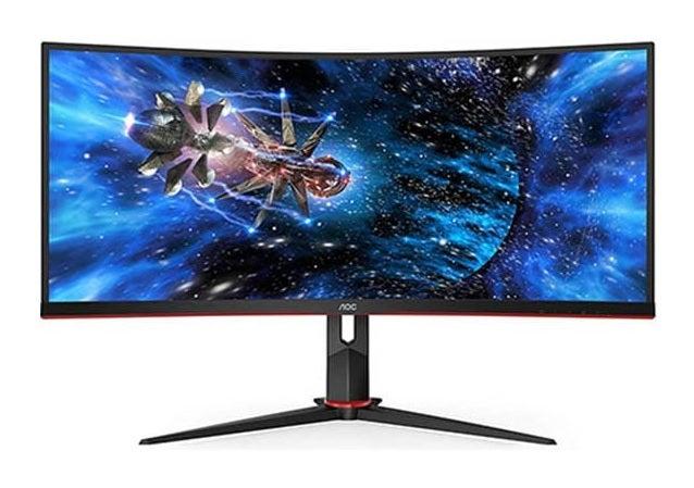 Aoc CU34G2X 34inch WLED Monitor