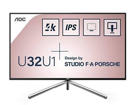 Aoc Porsche U32U1 31.5inch WLED LCD Monitor