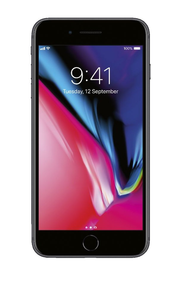 Apple iPhone 8 Plus 64GB Refurbished Mobile Cell Phone