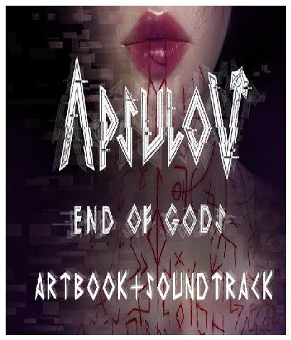 Digerati Apsulov End Of Gods Art Book Soundtrack PC Game