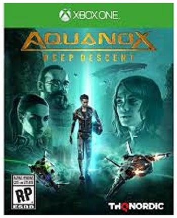 THQ Aquanox Deep Descent Xbox One Game