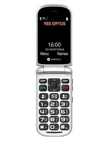 Aspera F28 Mobile Phone